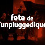 Fete de l'unpluggedique Musikbüro-Konzert im Haus der Jugend Osnabrück