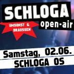 Schloga Open Air Logo - Osnabrück