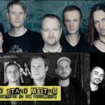 Band Stand Meeting Juni mit Spinoza, Called to Mind, I.Vortex im Haus der Jugend Osnabrück